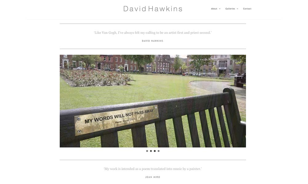 David Hawkins website
