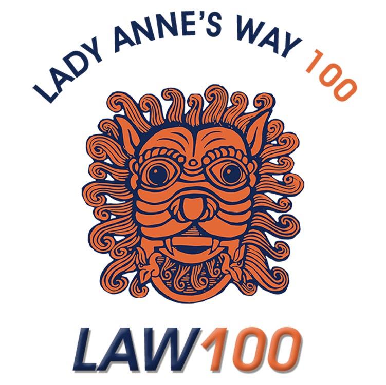 Charlotte Fox Logos_LAW100 logo