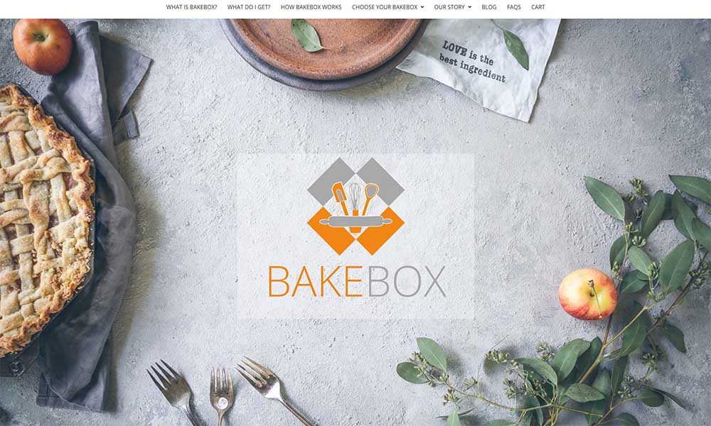 Charlotte Fox Marketing Web Design Skipton bakebox