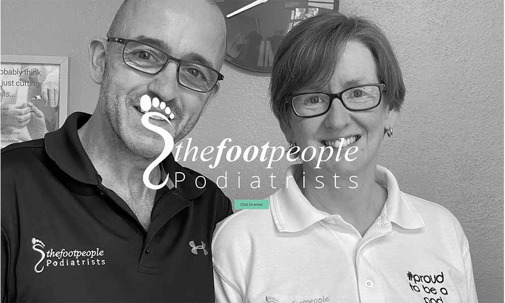 Charlotte Fox Marketing Web Design Skipton foot people