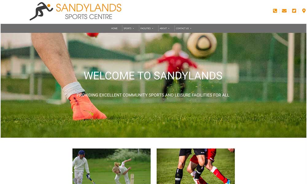 Charlotte Fox Marketing Web Design Skipton sandylands centre