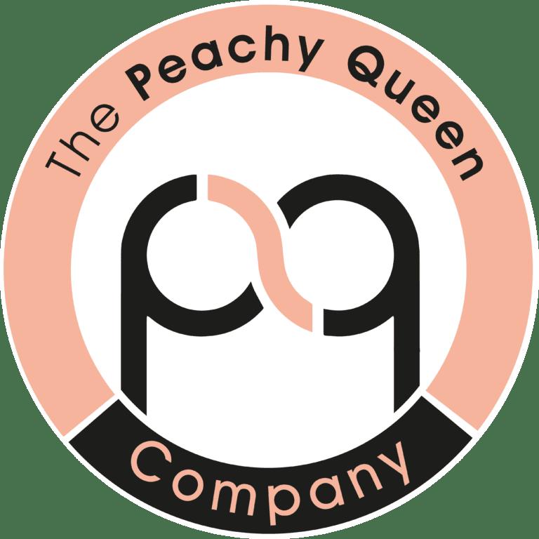 The Peachy Queen Logo